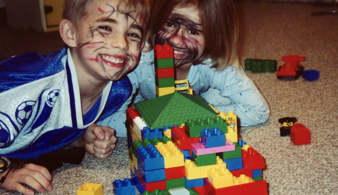 Finding God in Legos, Soccer and Make-Believe