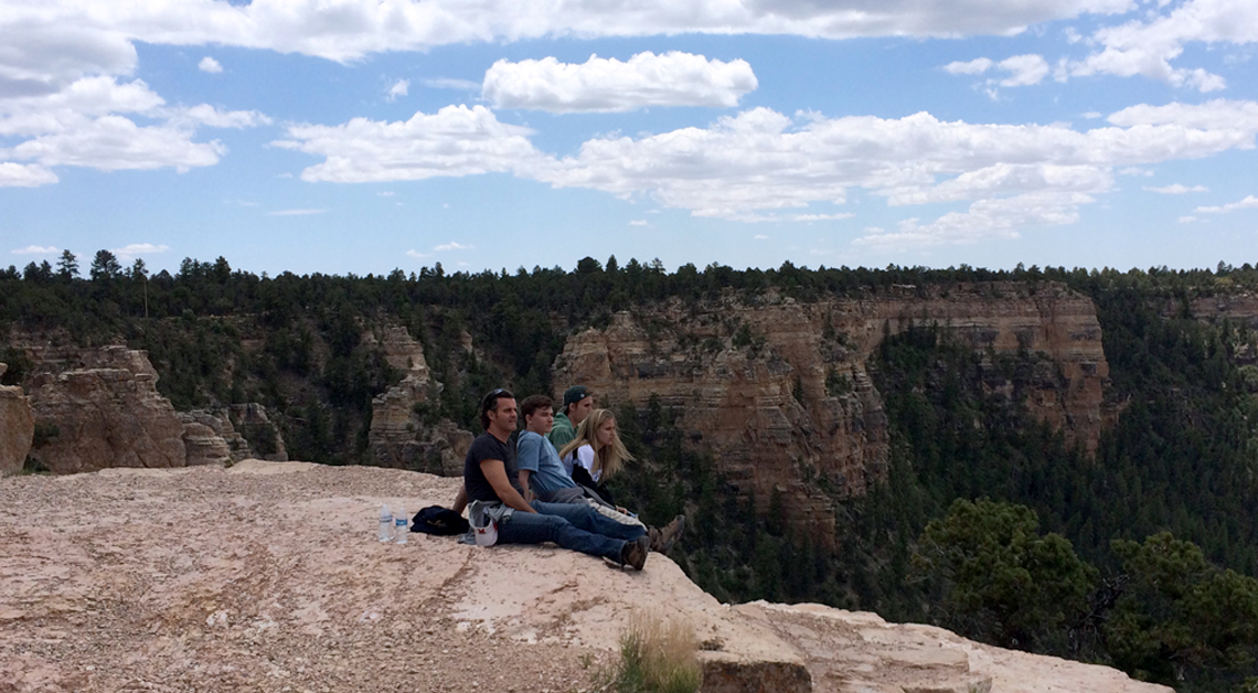 10 Ways the Grand Canyon Gave Me More Perspective as a Mom