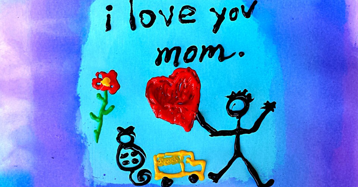 This is how to get your Mom's full attention on Mother's Day