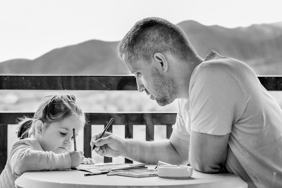 How I'm Celebrating This Selfless Dad