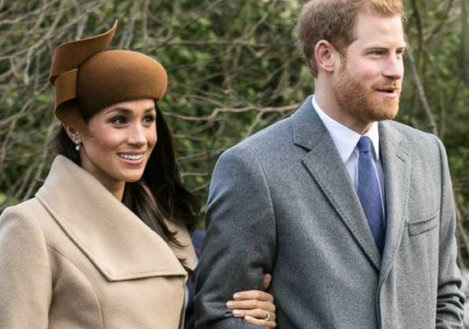 What Spring, the Royal Wedding, & Motherhood Have in Common