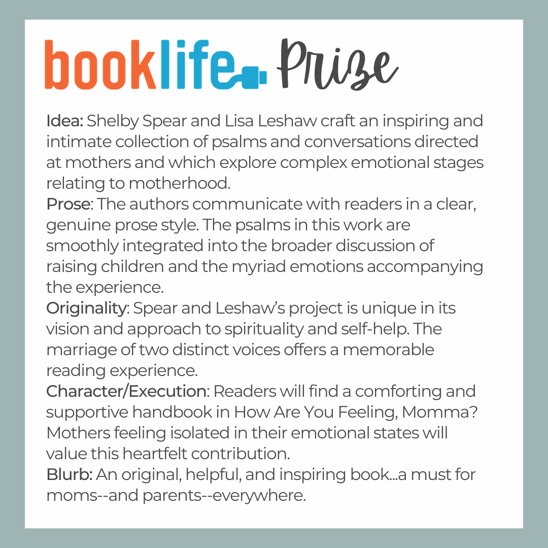 review for moms booklife